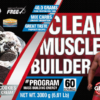 clean muscle builder iron muscle gainer clean protein
