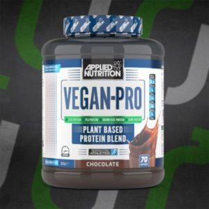 protein vegan applied nutrition