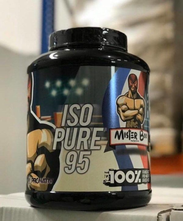 whey isolate native proteines proteins