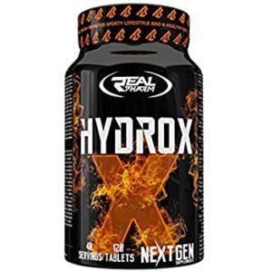 hydrox bruleur graisses