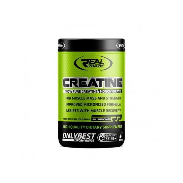 creatine monohydrate real pharm