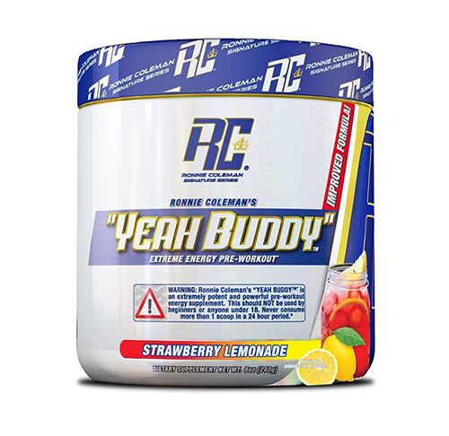 ronnie coleman booster pre workout protein muscle mass